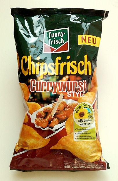 chipsfrisch currywurst style funnyfrisch