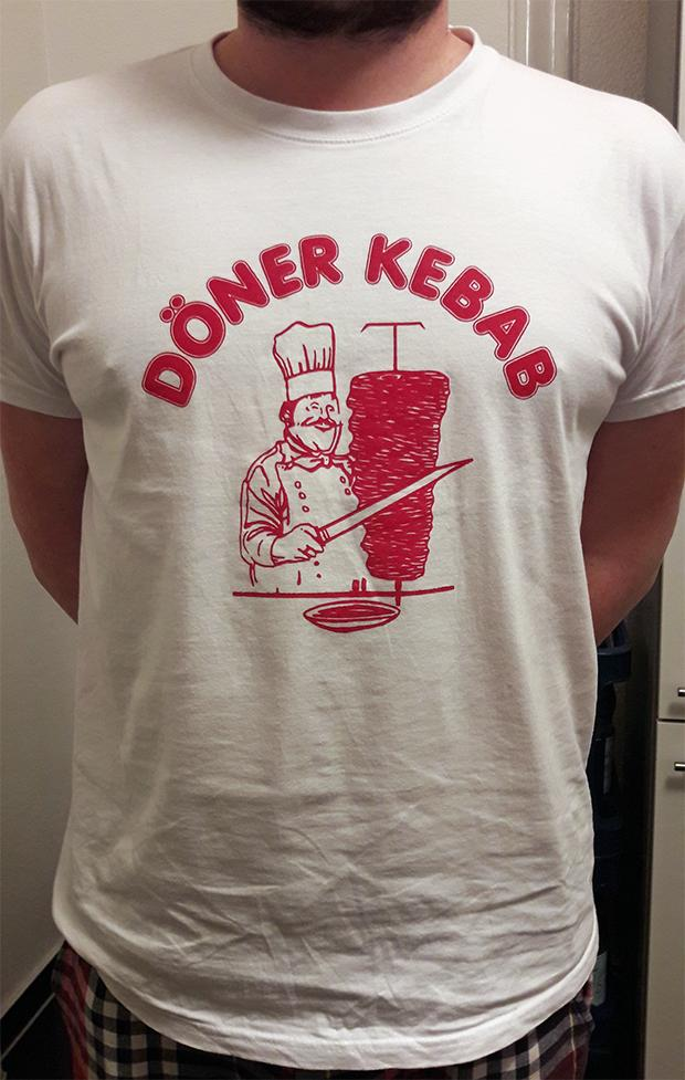Döner Kebab Fun T-Shirt